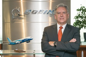 José Enrique Román, Director general de Boeing Research & Technology Europe