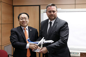 Avic International empresa de aviación china finaliza la adquisición de la empresa Aritex