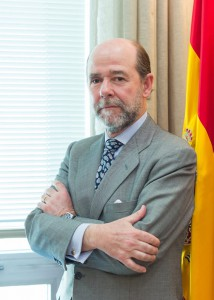 PEDRO ARGÜELLES, Secretario de Estado de Defensa