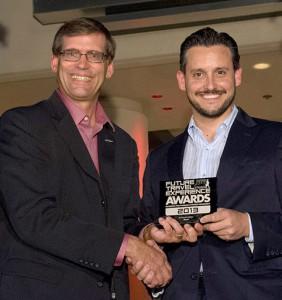 Iberia recibe el premio Future Travel Experience por su servicio MyBagTag