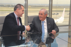 Aena adjudica a Globalia una parcela del Aeropuerto Adolfo Suárez Madrid-Barajas para la construcción de un hangar